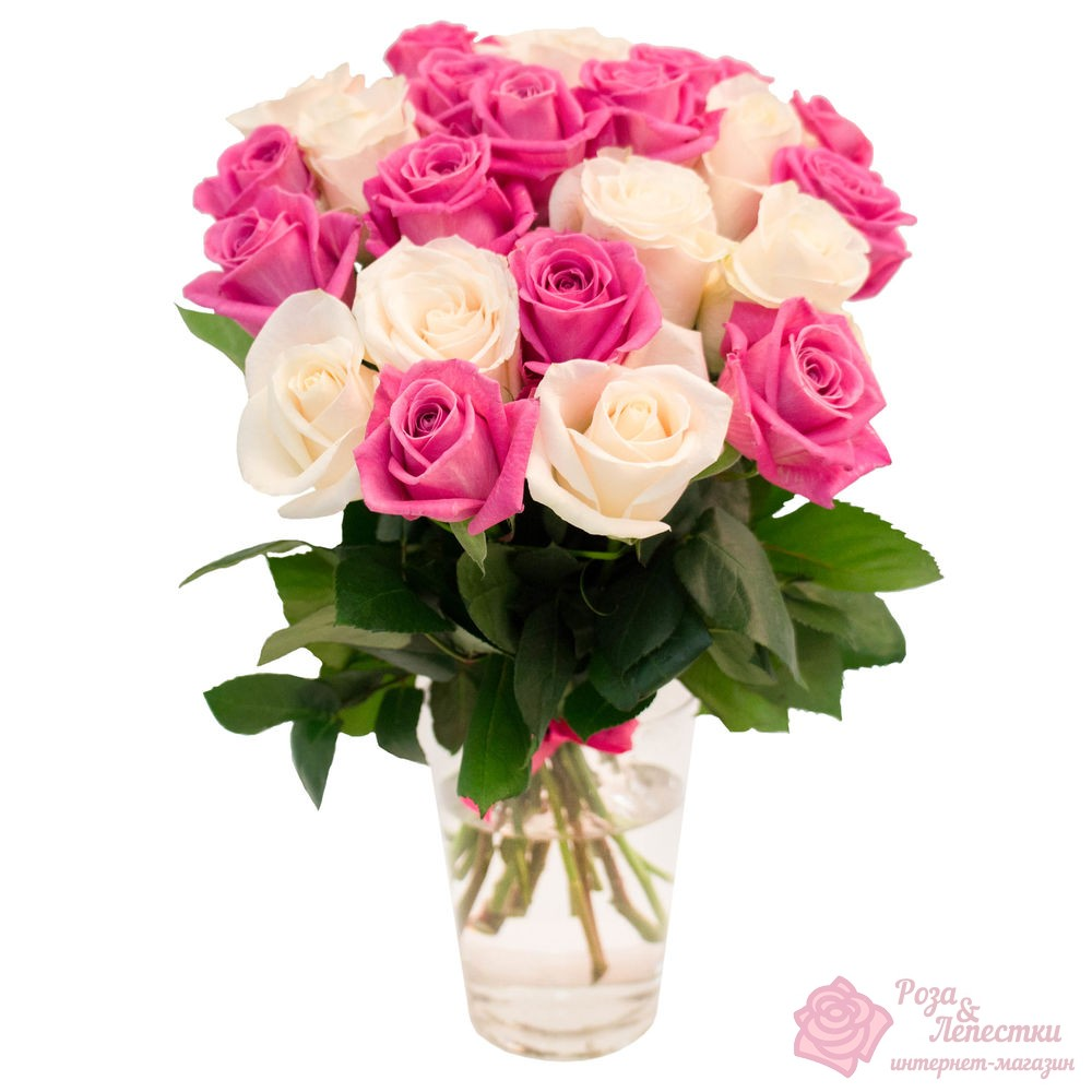Купить 21 розу в челябинске