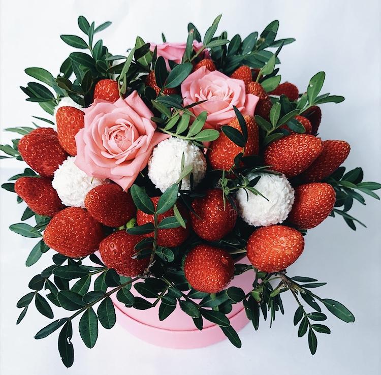 будлеи букет из ягод и цветов картинки красивые корпоративные