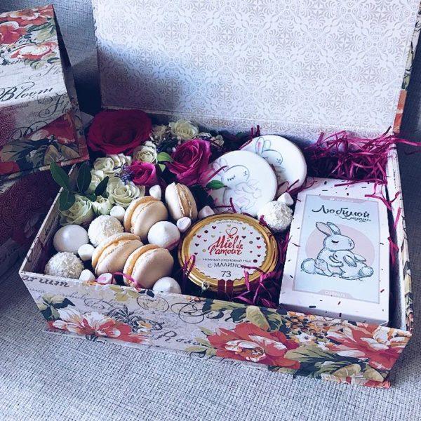 Подарочный набор любимой мамуле